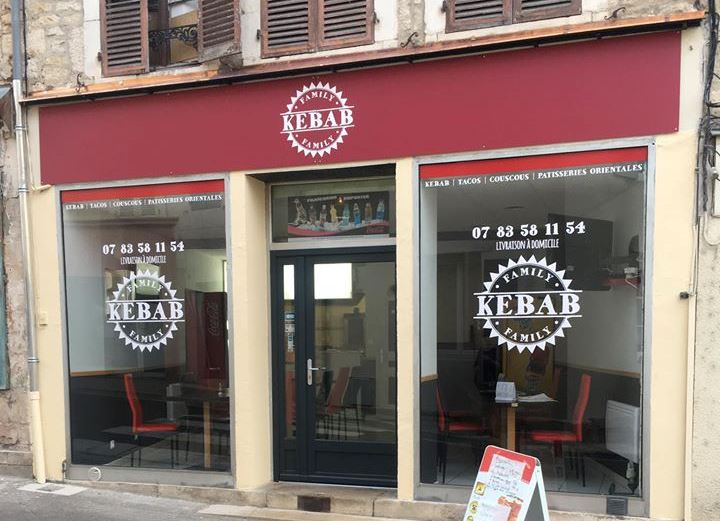 kebab Family montbard